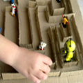 Make an Amazing Cardboard Maze