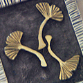 How to Make a Ginkgo Leaves Pendant