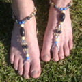 Jewelry For Your Feet; AKA Barefoot Shoes