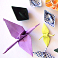 Make an Origami Mobile