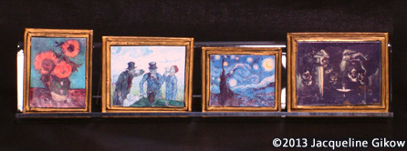 Miniature Art Collection